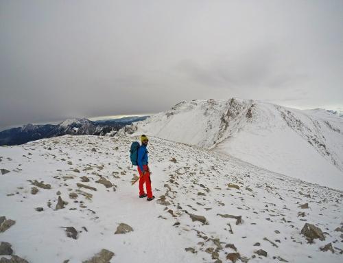 Coll de Pal – Refugi Niu d'Àliga; una hivernal accidentada pel torb