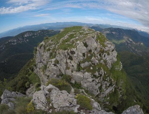 Excursió al Puig de Bassegoda (Alta Garrotxa)