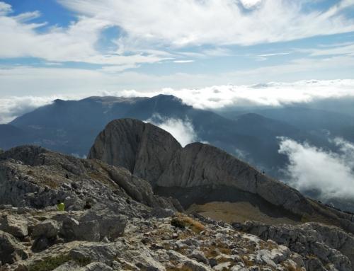 Ascens a l'emblemàtic cim del Pedraforca