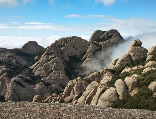 Circular per la Muntanya de Montserrat